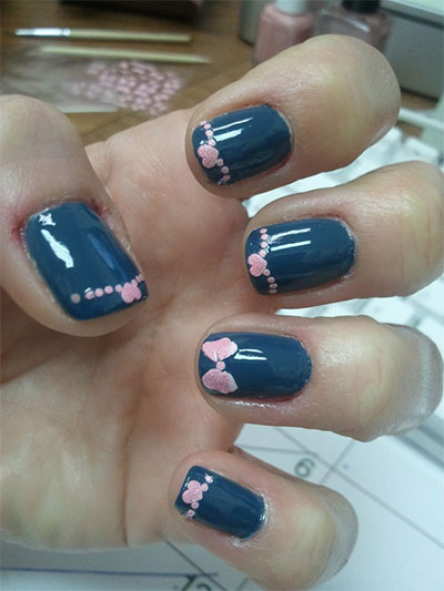 Amazing-Blue-Nail-Art-Designs-Ideas-2013-2014-6