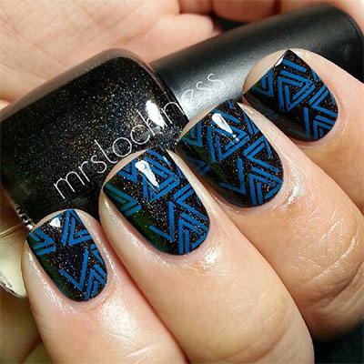 Amazing-Blue-Nail-Art-Designs-Ideas-2013-2014-9