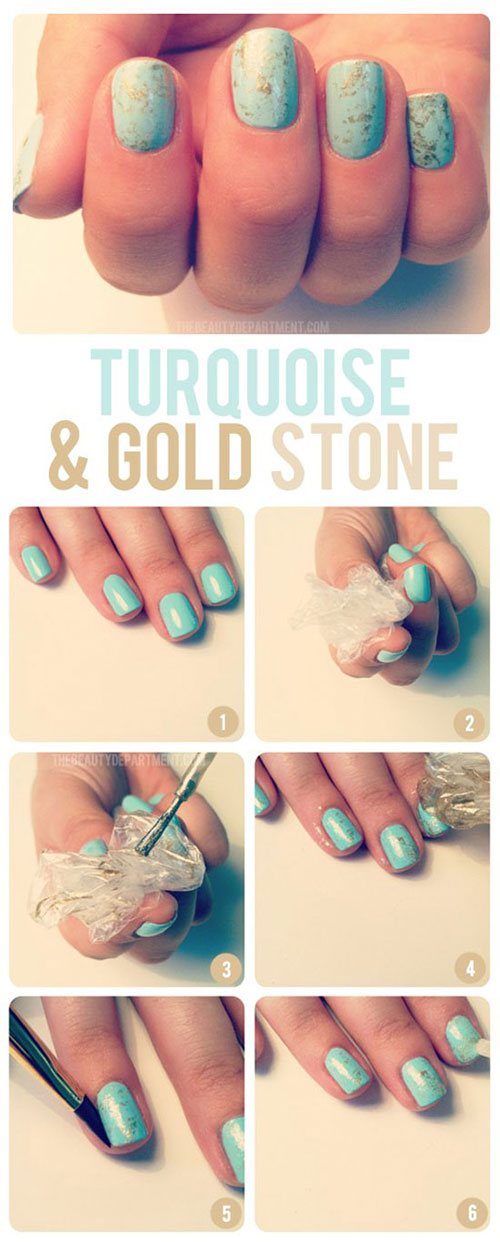 Best-Easy-Nail-Art-Tutorials-2013-2014-For-Beginners-Learners-1