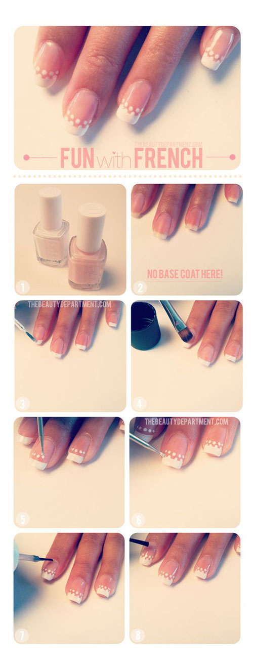 Best-Easy-Nail-Art-Tutorials-2013-2014-For-Beginners-Learners-4
