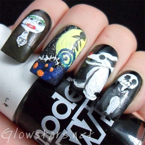 Best-Yet-Scary-Halloween-Nail-Art-Designs-Ideas-Pictures-2013-2014-3