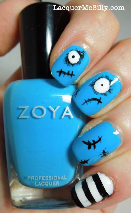 Best-Yet-Scary-Halloween-Nail-Art-Designs-Ideas-Pictures-2013-2014-5