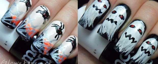 Best-Yet-Scary-Halloween-Nail-Art-Designs-Ideas-Pictures-2013-2014