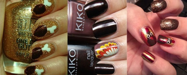 Cute-Easy-Thanksgiving-Nail-Art-Designs-Ideas-2013-2014