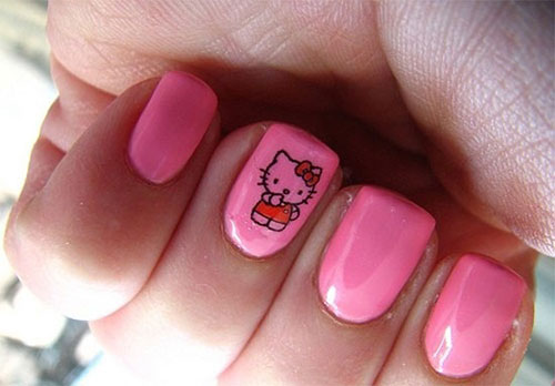 Cute-Hello-Kitty-Nail-Art-Deisgns-Supplies-Stickers-2013-2014-10