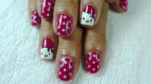 Cute-Hello-Kitty-Nail-Art-Deisgns-Supplies-Stickers-2013-2014-2