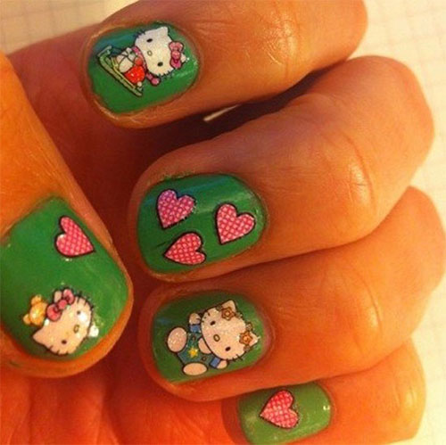 Cute-Hello-Kitty-Nail-Art-Deisgns-Supplies-Stickers-2013-2014-5
