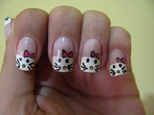 Cute-Hello-Kitty-Nail-Art-Deisgns-Supplies-Stickers-2013-2014-6