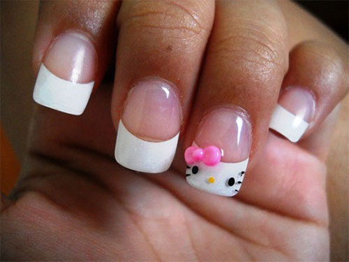 Cute-Hello-Kitty-Nail-Art-Deisgns-Supplies-Stickers-2013-2014-7