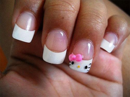Cute-Hello-Kitty-Nail-Art-Deisgns-Supplies-Stickers-2013-2014-7