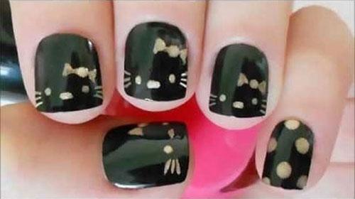 Cute-Hello-Kitty-Nail-Art-Deisgns-Supplies-Stickers-2013-2014-8