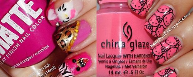 Cute-Hello-Kitty-Nail-Art-Deisgns-Supplies-Stickers-2013-2014