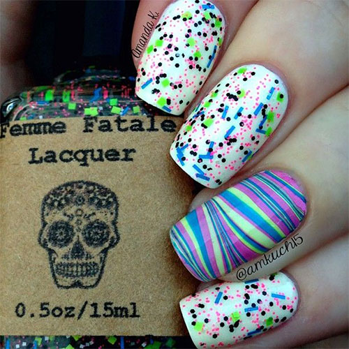 Nail-Art-Designs-For-Beginners-Learners-2013-2014-10