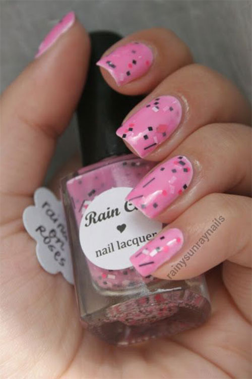 Nail-Art-Designs-For-Beginners-Learners-2013-2014-12