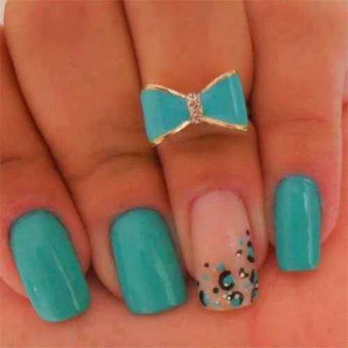 Nail-Art-Designs-For-Beginners-Learners-2013-2014-27