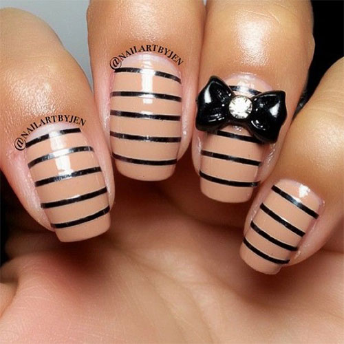 Nail-Art-Designs-For-Beginners-Learners-2013-2014-28