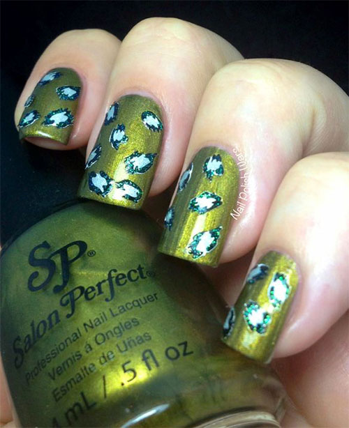 Nail-Art-Designs-For-Beginners-Learners-2013-2014-3