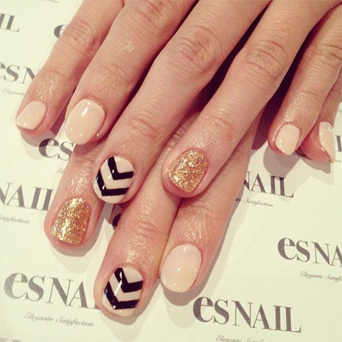 Nail-Art-Designs-For-Beginners-Learners-2013-2014-34