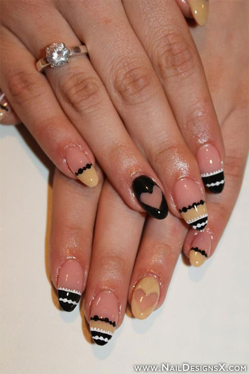 Nail-Art-Designs-For-Beginners-Learners-2013-2014-45