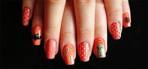 Nail-Art-Designs-For-Beginners-Learners-2013-2014-46