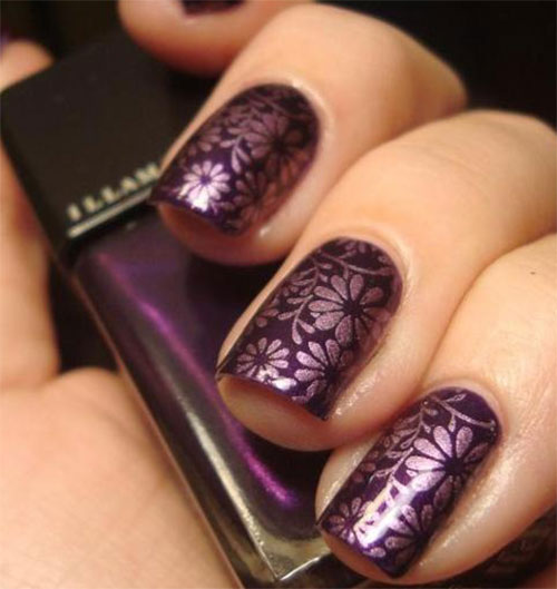 Nail-Art-Designs-For-Beginners-Learners-2013-2014-5
