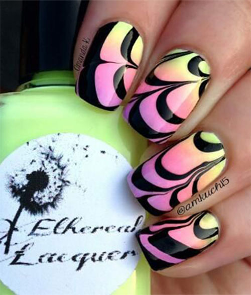 Nail-Art-Designs-For-Beginners-Learners-2013-2014-6