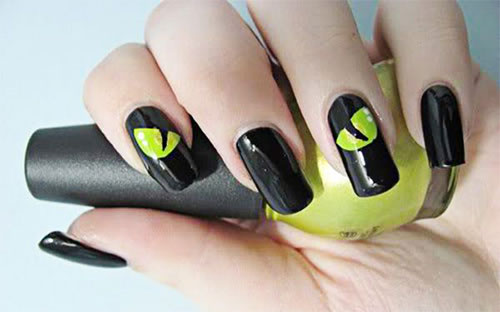 Scary halloween nail art designs ideas stickers 2013 2014 scary halloween nail art designs ideas stickers 2013 prinsesfo Images
