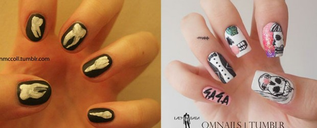 Scary-Halloween-Nail-Art-Designs-Ideas-Stickers-2013-2014