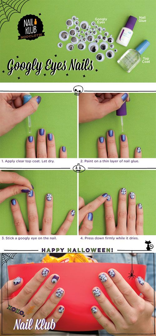 Simple-Easy-Scary-Halloween-Nail-Art-Tutorials-2013-2014-For-Beginners-Learners-5