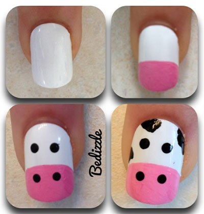 Step-By-Step-Nail-Art-Tutorials-For-Beginners-Learners-2013-2014-1