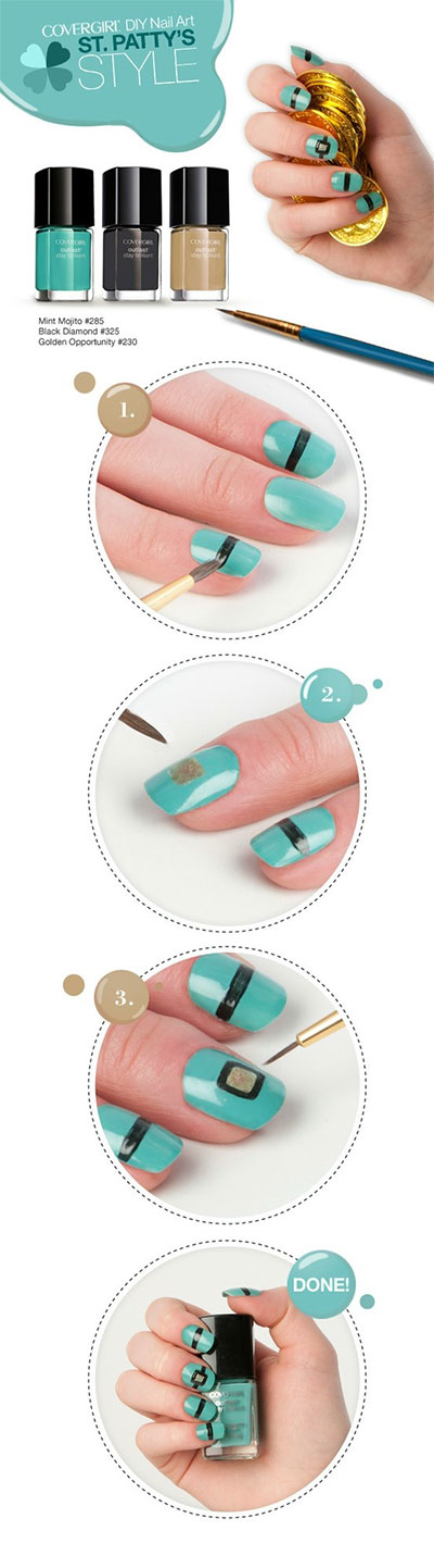 Step-By-Step-Nail-Art-Tutorials-For-Beginners-Learners-2013-2014-6