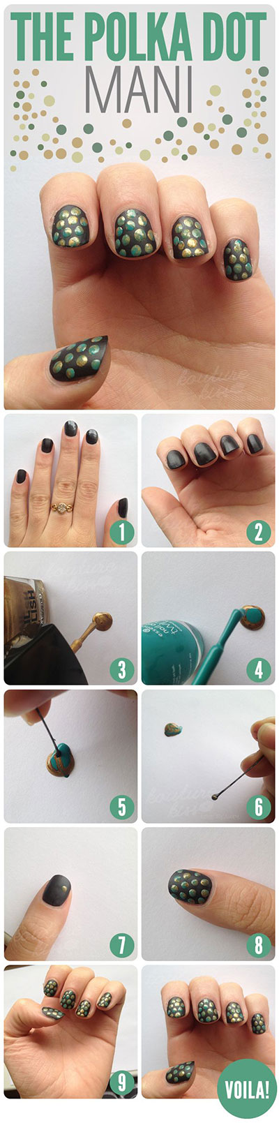 Step-By-Step-Nail-Art-Tutorials-For-Beginners-Learners-2013-2014-8