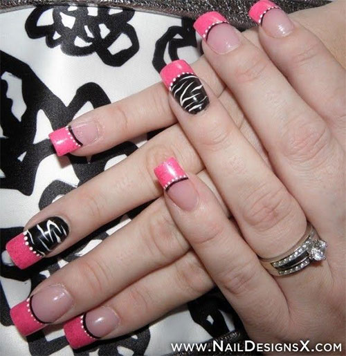 50 amazing acrylic nail art designs ideas 2013 2014 fabulous 50 amazing acrylic nail art designs ideas 2013 prinsesfo Images