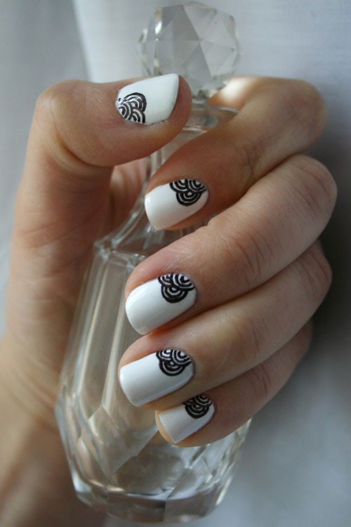 50 amazing acrylic nail art designs ideas 2013 - Cool Nail Design Ideas