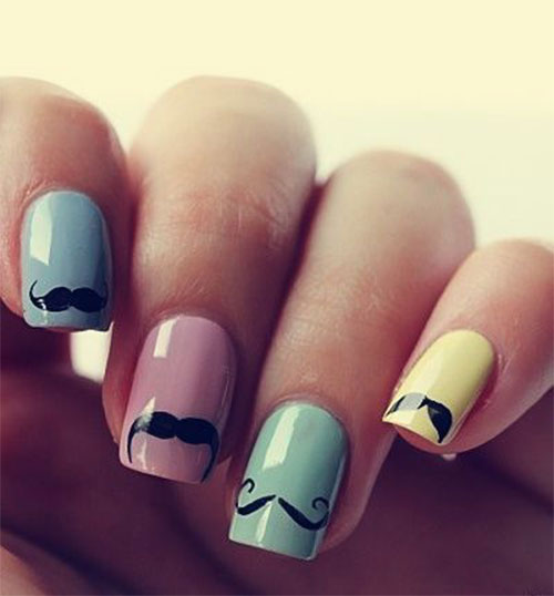 50 amazing acrylic nail art nail designs 2014