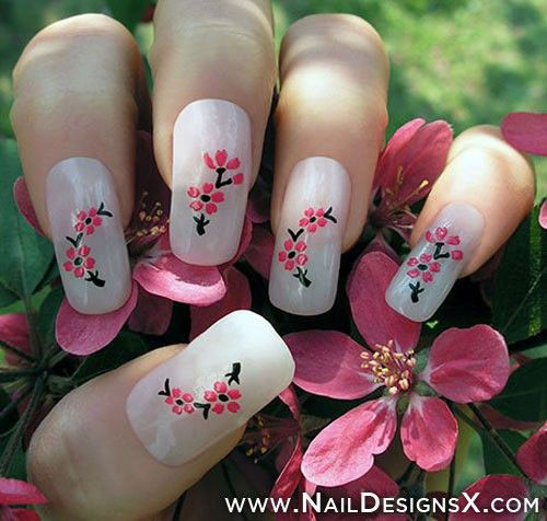 50-Amazing-Acrylic-Nail-Art-Designs-Ideas-2013- - 50 Amazing Acrylic Nail Art Designs & Ideas 2013/ 2014 Fabulous