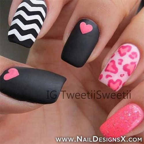 Nail Art Design Ideas here comes one of the easiest nail art design ideas for beginners 50 Amazing Acrylic Nail Art Designs Ideas 2013