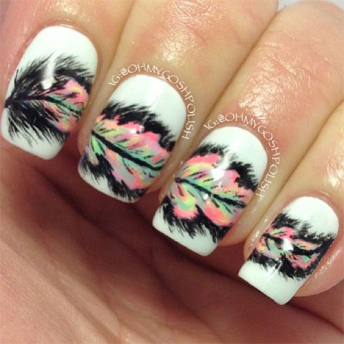 Amazing Art Design : Amazing acrylic nail art designs ideas