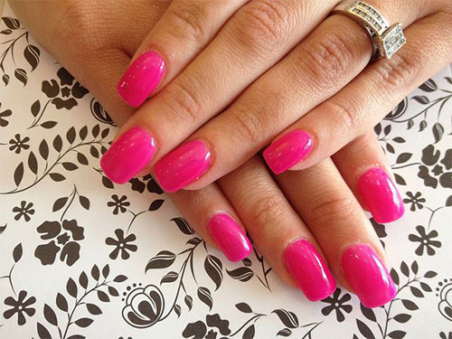 Nail Design Ideas 50 half moon nail art ideas 50 Amazing Acrylic Nail Art Designs Ideas 2013