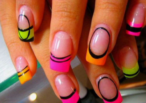 50 Amazing Acrylic Nail Art Designs & Ideas 2013/ 2014 | Fabulous ...