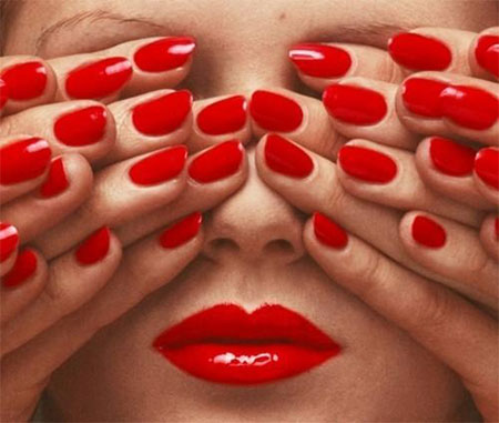 Amazing-Red-Nail-Art-Designs-Ideas-For-Girls-2013-2014-2