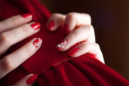 Amazing-Red-Nail-Art-Designs-Ideas-For-Girls-2013-2014-4