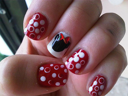 Amazing-Red-Nail-Art-Designs-Ideas-For-Girls-2013-2014-5