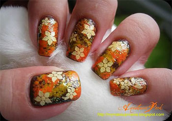 Autumn-Fall-Inspired-Nail-Art-Designs-Trends-Ideas-For-Girls-2013-2014-11