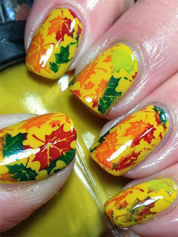 Autumn-Fall-Inspired-Nail-Art-Designs-Trends-Ideas-For-Girls-2013-2014-12