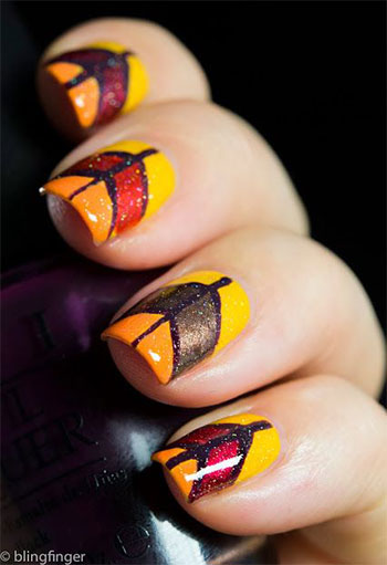 Autumn-Fall-Inspired-Nail-Art-Designs-Trends-Ideas-For-Girls-2013-2014-2