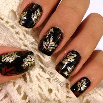 Autumn-Fall-Inspired-Nail-Art-Designs-Trends-Ideas-For-Girls-2013-2014-5