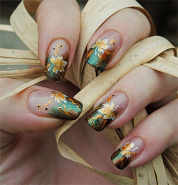 Autumn fall inspired nail art designs trends ideas for girls autumn fall inspired nail art designs trends ideas prinsesfo Choice Image
