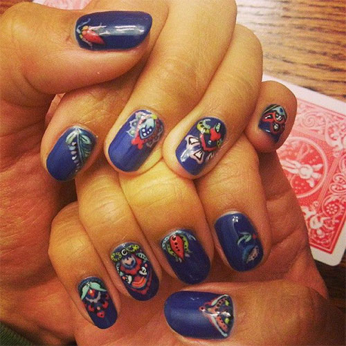 Awesome-Thanksgiving-Nail-Art-Deigns-Ideas-2013-2014-1