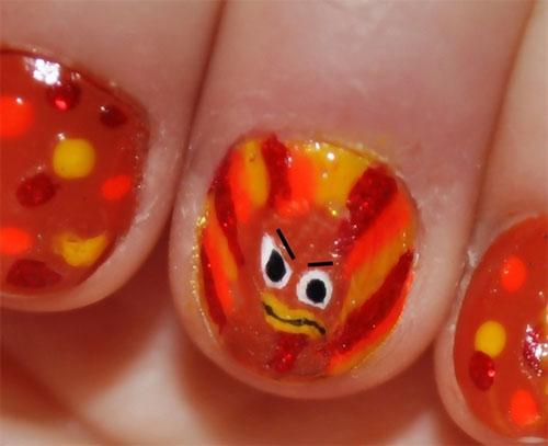 Awesome-Thanksgiving-Nail-Art-Deigns-Ideas-2013-2014-10